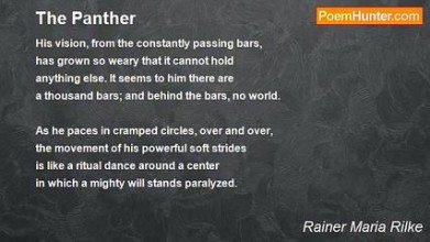 the panther essay The black panther party was a product of this era the purpose of this study is to understand to what extent did the black panther movement contribute to the advancements of the civil rights.