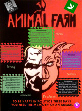 the animal farm rebellion Animal farm research paper george orwell is the author of the book called animal farm, and he is probably most famous for this allegory that is based on the events of the russian revolution george orwell wrote some of the best satirical fiction of the twentieth century and was a man of strong opinions.